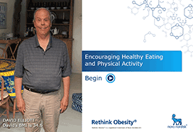 Encouraging Healthy Eating and Physical Activity