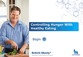 Controlling Hunger With Healthy Eating