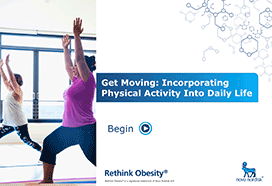 Get Moving: Incorporating Physical Activity Into Daily Life