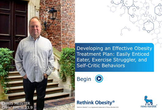 Developing an Effective Obesity Treatment Plan: Easily Enticed Eater, Exercise Struggler, and Self-Critic Behaviors